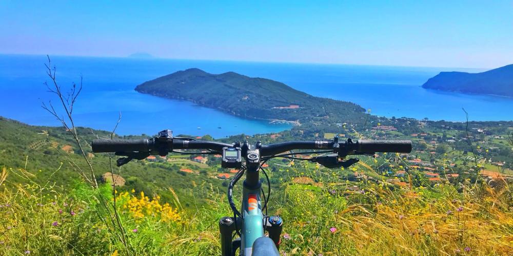 EBIKE Isola d Elba escursioni Elba Outdoor 2021