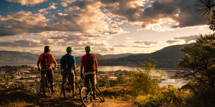 Escursione ebike al tramonto isola Elba Outdoor 2021