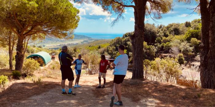 GTE GRANDE TRAVERSATA ELBANA prenota escursione Elba Outdoor