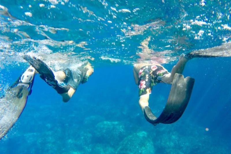 Snorkeling isola Elba Outdoor big