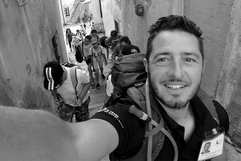 Andrea Escursioni Elba Outdoor