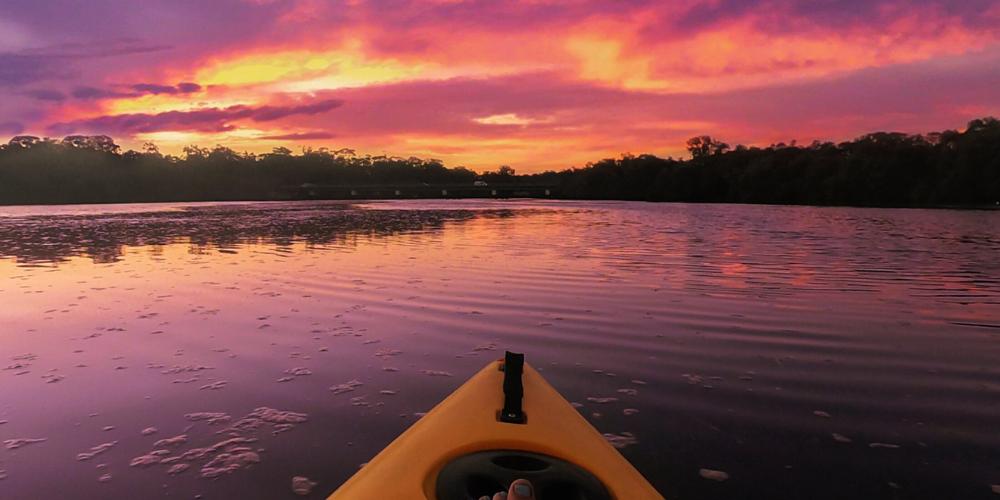 Escursione Kayak al tramonto isola elba Elba Outdoor 5